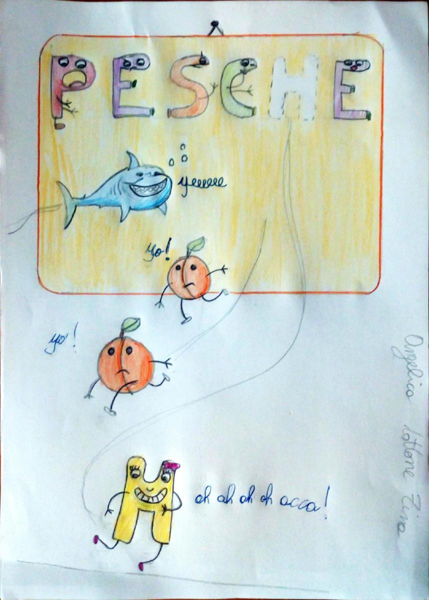 Angelica Cottone 8 anni
